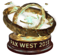 PAX West Home Decor Trophy.png
